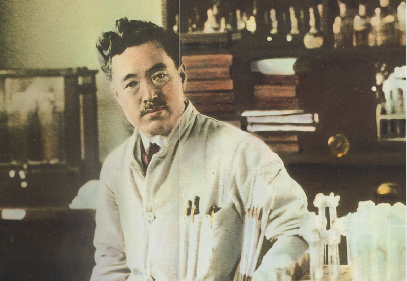 日本の誇る医学者野口英世の記念館